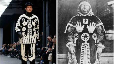 Une entreprise de mode accusée de copier sans permission un motif inuit «sacré» | TVA Nouvelles | Kiosque du monde : Amériques | Scoop.it