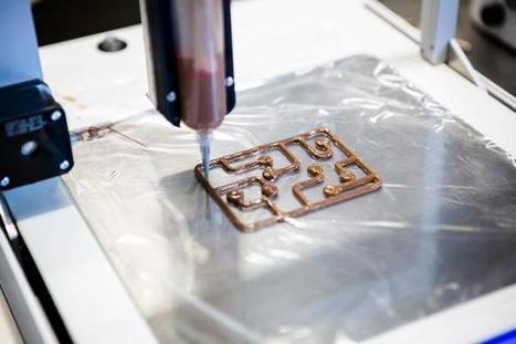 Le premier restaurant de plats imprimés en 3D à Londres | Dans l'actu | Doc' ESTP | Scoop.it