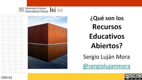 ¿Qué son los Recursos Educativos Abiertos? - YouTube | Educación Social | Scoop.it