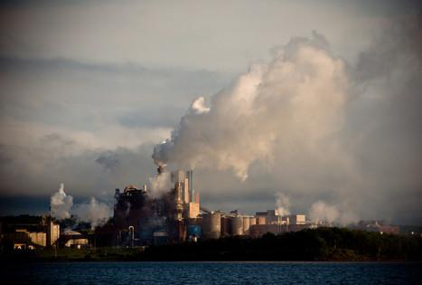 Las petroleras descubrieron la relación entre el CO2 y el calentamiento global y lo ocultaron durante décadas | CTMA | Scoop.it