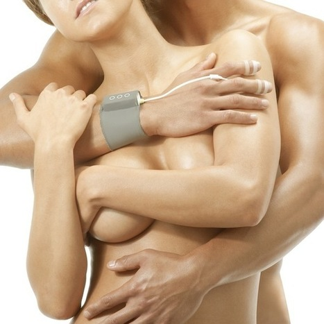 Hello Touch, A Wearable Vibrator » Yanko Design | shubush healthwear | Scoop.it