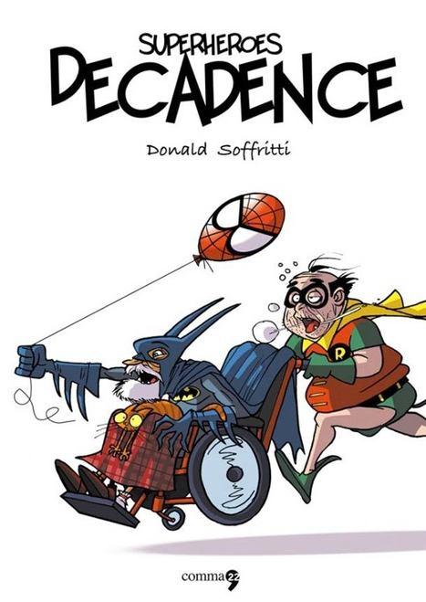 Super Eroi Fumetti: gli eroi dei comics invecchiano e vanno in pensione? | DailyComics | Scoop.it