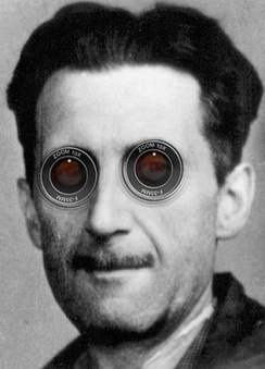 """George Orwell: """"The enemy of clear language is insincerity.""""   Orwell's 1984 versus Democracy Techno-civic   Scoop.it"""
