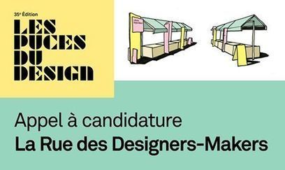 5.5 designstudio - Appel à candidature Designers-Makers | L'actu design par la Cité du design | Scoop.it