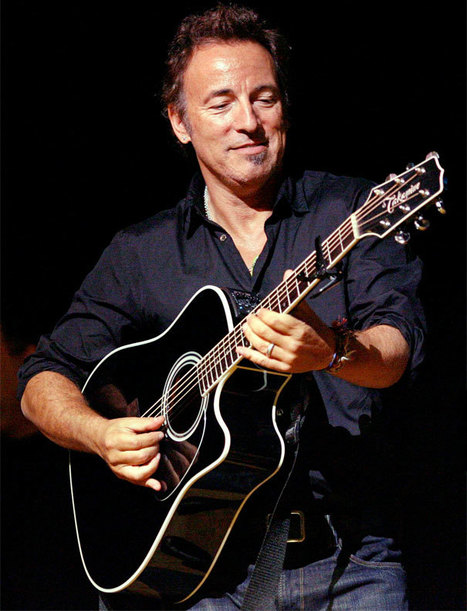 » Discografia comentada: Bruce Springsteen   ♪ •°  World's Greatest Songs  ♪ •°   Scoop.it