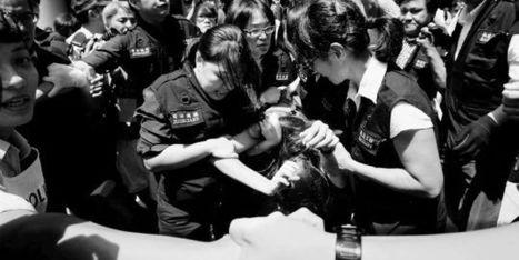"""La fin du long siège des """"indignés"""" de Hongkong   Mouvement.   Scoop.it"""