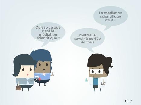 Numérique et médiation : la révolution ? | Educnum | Scoop.it
