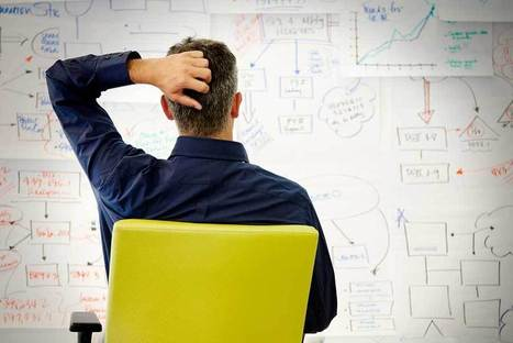 To Do Better Work, Seek More Chaos in Your Job | Collaborative Growth | Scoop.it