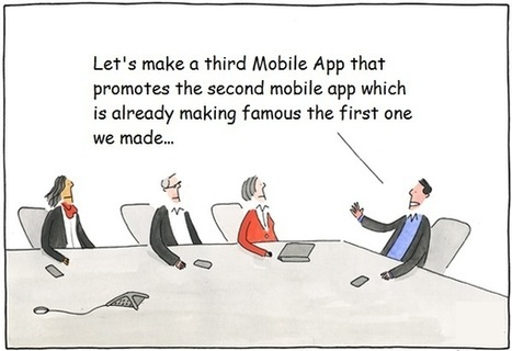 How Mobile Apps For Business Is Becoming A Necessity?   Scooping Up Shares   Scoop.it
