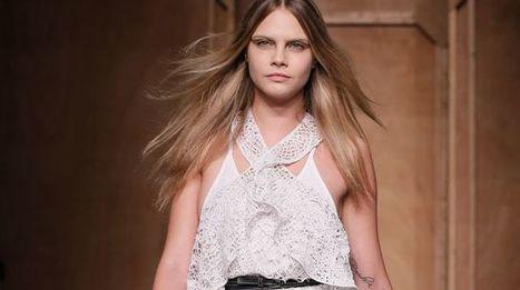 Givenchy ouvre son défilé au grand public à New York | INTERSTYLEPARIS  Fashion News | Scoop.it