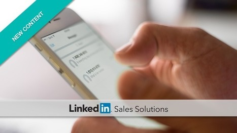 Build a High-Quality Pipeline with the Sales Prospecting Toolkit | Social Selling:  with a focus on building business relationships online | Scoop.it
