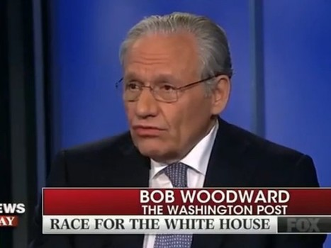 Bob Woodward on the Clinton Foundation: 'It's Corrupt' - Breitbart | THE MEGAPHONE | Scoop.it
