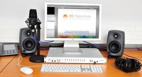 JISC Digital Media   technologies   Scoop.it