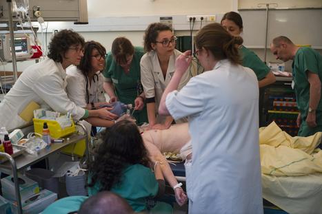 Urgences, la cour des miracles - Paris Match | l'hôpital est-il une entreprise | Scoop.it