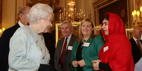 Queen: Malala Is 'Wonderful' | World News | Scoop.it