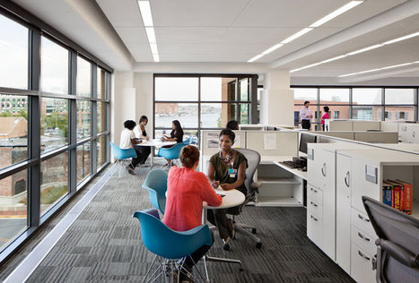 Exploring the Future of Work - Workplace Strategy and Design ... | The Future of Work | Scoop.it