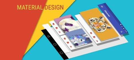 A Comprehensive Guide To Material Design In Your Android App | Techno Tricks | Scoop.it