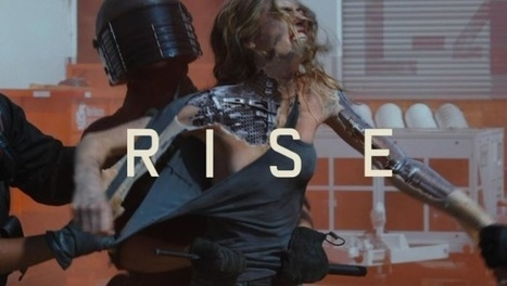Rise : la rébellion des robots | Infos et bons plans | Scoop.it