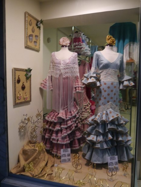 Flamenco in Madrid: Amazing Dresses That You Will Discover | Madrid Trending Topics and Issues | Scoop.it
