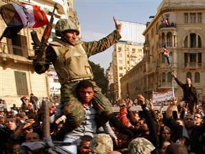 Army beats protesters as it breaks up Egypt rally | Coveting Freedom | Scoop.it