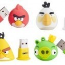 Angry Birds Flash Drives Look More Cute Than Angry | Angry Birds | Scoop.it