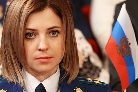 "Poklonskaya: Many Facts in the Film ""Werewolves in Russian Crimea"" Were Confirmed | Global politics | Scoop.it"