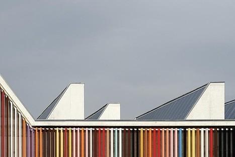 NURSERY SCHOOL IN BERRIOZAR - SPAIN / BY Javier Larraz, Iñigo Beguiristain & Iñaki Bergera ARCHITECTS / | architecture & design  on dapaper mag | Scoop.it