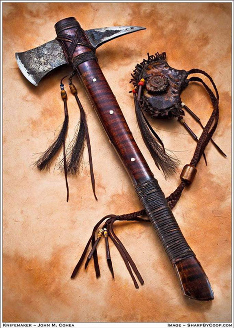 The Tomahawk ... it's beautiful and considered quite deadly BUT ..... LL #2A -  #OATH | Criminal Justice in America | Scoop.it