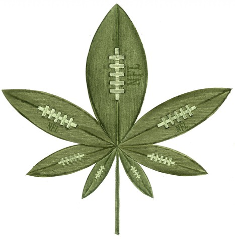 The NFL should let its players smoke pot | Cannabis | Scoop.it
