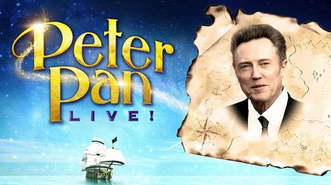 Film, Television, and Theatre Icon Christopher Walken Cast as Captain Hook in ... - Broadway World | TV shows | Scoop.it