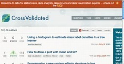 CrossValidated:  A place to post your statistics questions | Quantitative Finance | Scoop.it