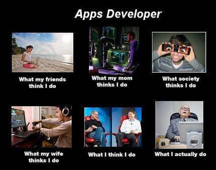 Apps Developer | What I really do | Scoop.it