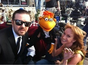 Ricky Gervais Set For Lead Role In Next Muppets Film   Animation News   Scoop.it