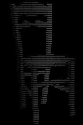 silla ascii | ASCII Art | Scoop.it