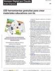 150 Herramientas Gratuitas Para Crear Materiales Educativos Didacticos Con Tic | TIC, TAC , Educación | Pedalogica: educación y TIC | Scoop.it