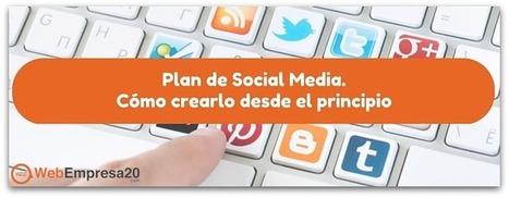 Plan de Social Media: cómo crearlo desde el principio   Social Media   Scoop.it