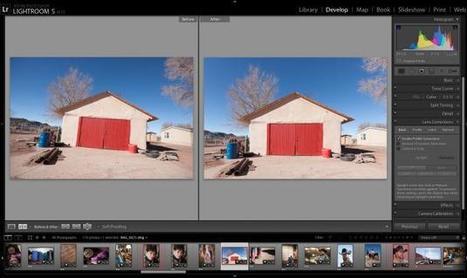 Adobe lance la version bêta publique de Lightroom 5 - Photographie.com | Photographie | Scoop.it