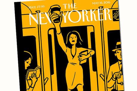 La couverture du New Yorker s'anime en réalité augmentée | TechnoTIC | Scoop.it