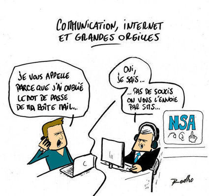 Communication, internet et grandes oreilles | Baie d'humour | Scoop.it