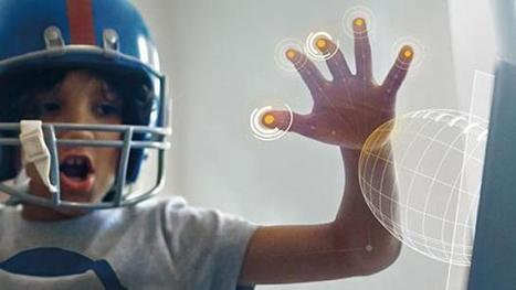 Intel's RealSense Allows You To Touch And Move Objects in Virtual Worlds - Silicon Living | Post-Sapiens, les êtres technologiques | Scoop.it