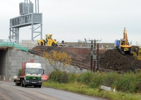 Forth Replacement Crossing work angers residents - Transport - Scotsman.com | Today's Edinburgh News | Scoop.it