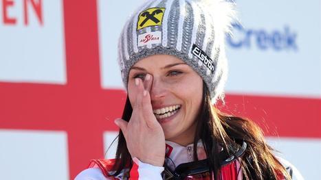 Coupe du monde ski 2015 : Anna Fenninger domine le géant de Méribel et remporte le gros globe de cristal | Neige et Granite | Scoop.it
