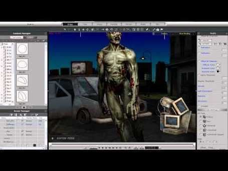 iClone5 Tutorial – Intro to Render & Output Application « Safegaard – Movie Theater | Machinimania | Scoop.it