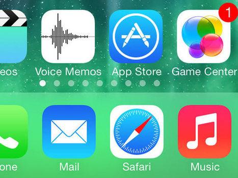 iOS 7 atteint les 35% de part de marché en 24 heures   General mobile stuff   Scoop.it