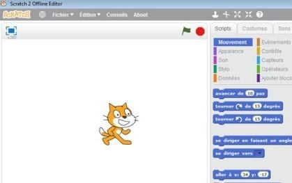 Scratch,  un logiciel à tout faire ! | Chambre et table hôte Savoie | Scoop.it