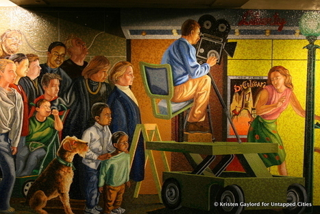 NYC Subway Art | Transportation | Scoop.it