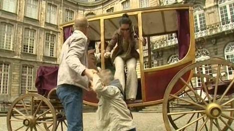 Roulez en carrosse doré à Arras - Arras - Expo - France 3 Régions - France 3 | Tourisme en Nord-Pas de Calais | Scoop.it