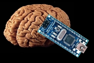 Brain control for the Arduino - Hack a Day | Archaeometrics | Scoop.it