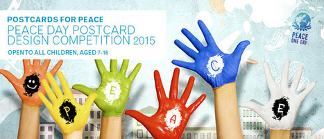 Peace Day Postcard Design Competition 2015 - Postcards for Peace | Mundos Virtuales, Educacion Conectada y Aprendizaje de Lenguas | Scoop.it