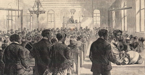 Colored Conventions, a Rallying Point for Black Americans Before the Civil War | African American civil rights | Scoop.it